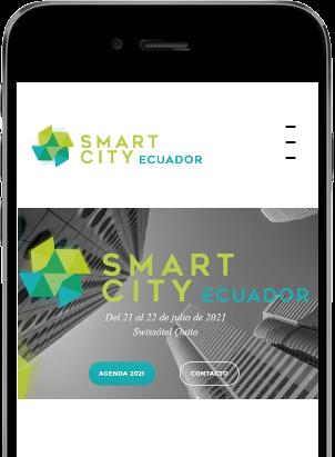 ciudades inteligentes ecuador