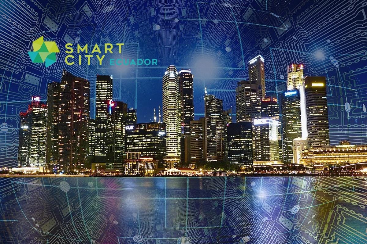 Smart City Ecuador - IV Congreso